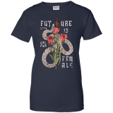 Future Is Female Ladies Tee - STUDIO 11 COUTURE