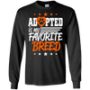 Image of Adopted Is My Favorite Breed Men Tee - STUDIO 11 COUTURE