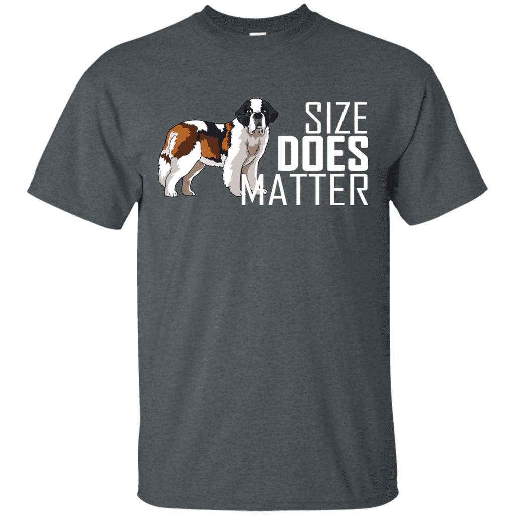 Size Does Matter Men Tee - STUDIO 11 COUTURE