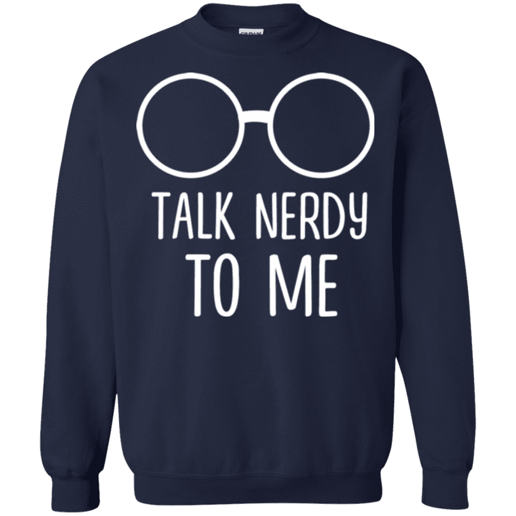 Talk Nerdy To Me Men Tee - STUDIO 11 COUTURE
