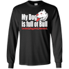 Image of My Dog is Full Of Bull Men Tee - STUDIO 11 COUTURE