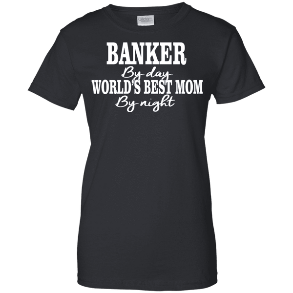 Banker By Day Ladies Tee - STUDIO 11 COUTURE