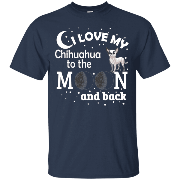I Love My Chihuahua Men Tee - STUDIO 11 COUTURE
