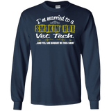 Smoking Hot Vet Tech Men Tee - STUDIO 11 COUTURE