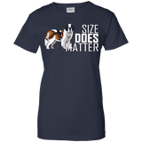 Size Does Matter Ladies Tee - STUDIO 11 COUTURE