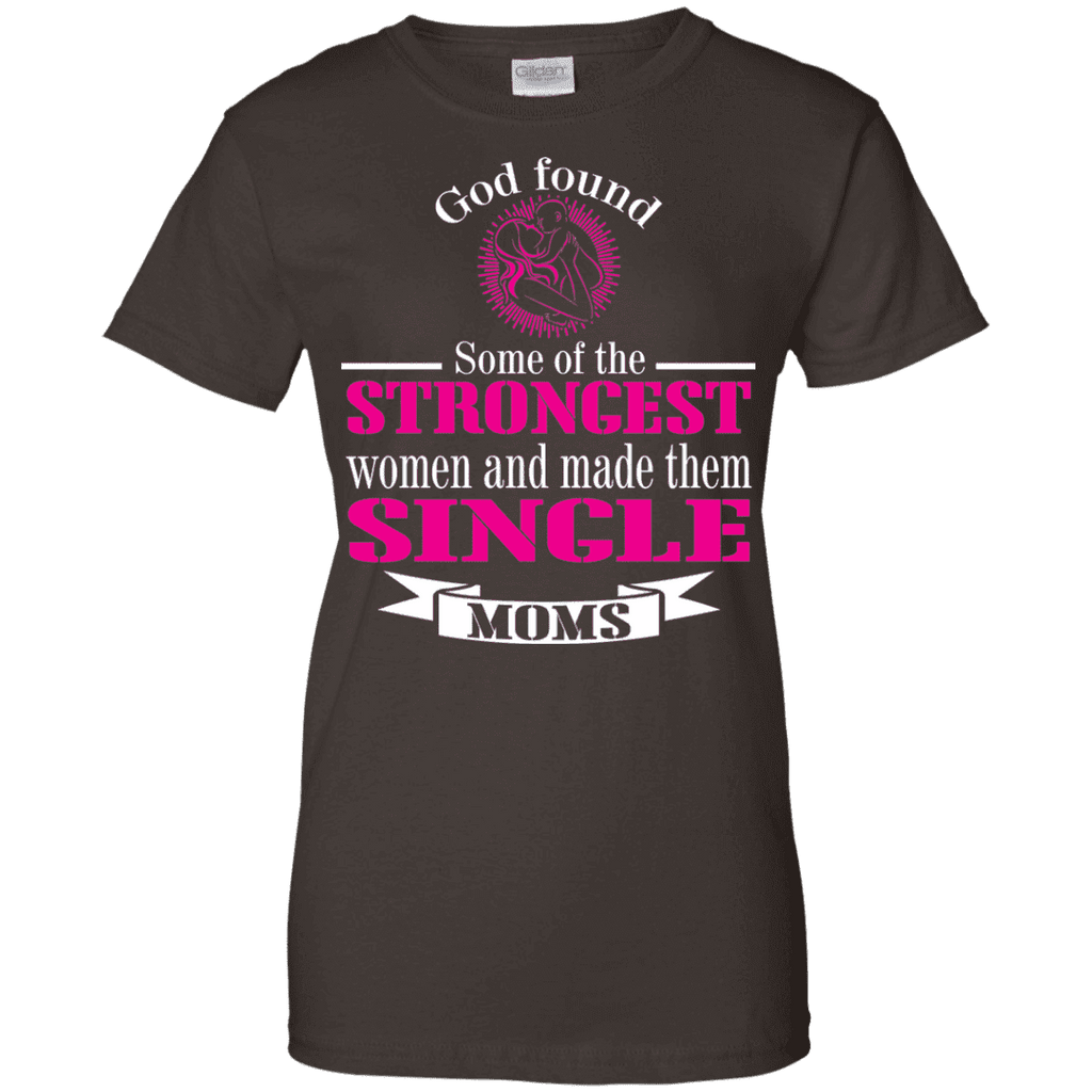 Strongest Single Mom Ladies Tee - STUDIO 11 COUTURE