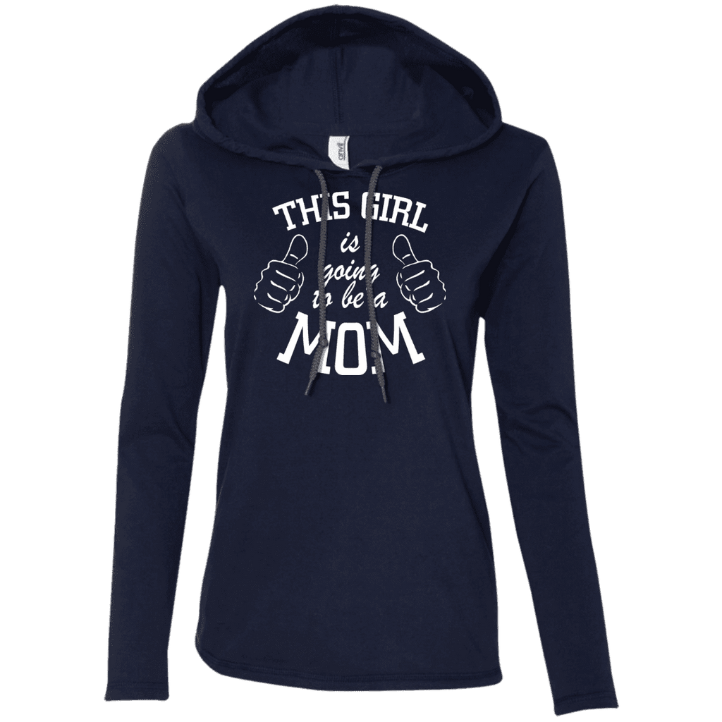 This Girl Is Going To Be A Mom Ladies Tee - STUDIO 11 COUTURE