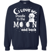Image of I Love My Poodle Mens Tee - STUDIO 11 COUTURE