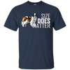 Image of Size Does Matter Men Tee - STUDIO 11 COUTURE