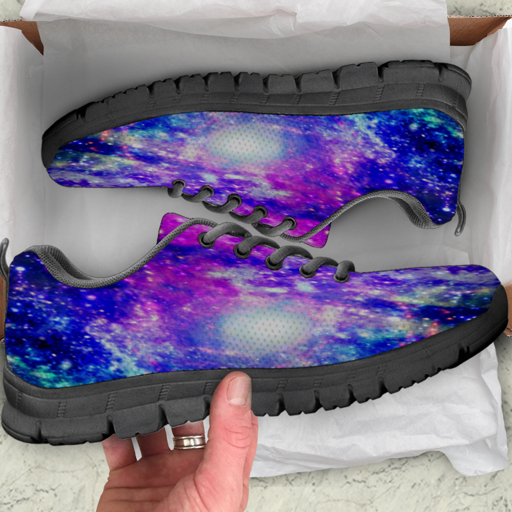 Galaxy Womens Athletic Sneakers