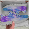 Image of Galaxy Pastel Womens Athletic Sneakers - STUDIO 11 COUTURE