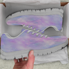 Image of Galaxy Pastel Womens Athletic Sneakers