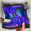 Image of Galaxy Womens Leather Boots - STUDIO 11 COUTURE