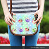 Image of Ice Cream 4 Leather Saddle Bag