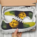 Mona Lisa Smile Womens Athletic Sneakers - STUDIO 11 COUTURE