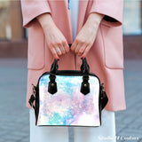 Pastel Galaxy 4 Shoulder Handbag - STUDIO 11 COUTURE