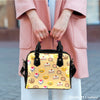 Image of Fun Emojis Sweets Shoulder Handbag