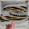 Image of White Tiger Skin Kids Sneakers - STUDIO 11 COUTURE