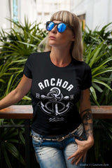 Anchor Ladies Tee