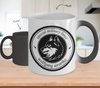 Image of Color Changing Mug Animals Wolfgang Airstrike Special Military Force