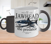Image of Color Changing Mug Animals King Of The Ocean Jaw Head The Predator