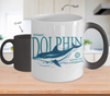 Image of Color Changing Mug Animals Miami Dolphin Number One Best Companion