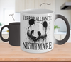 Image of Color Changing Mug Animals Terror Alliance Nightmare