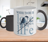 Image of Color Changing Mug Animals Where There Is Love Will Find A Life