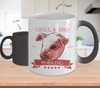 Image of Color Changing Mug Animals Grill & BBQ Porking