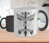 Image of Color Changing Mug Animals HolySpirit