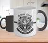 Image of Color Changing Mug Animals University Of Notre Dame Detroit Tigers