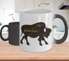 Image of Color Changing Mug Animals The Protector Guardian Wild Survivor