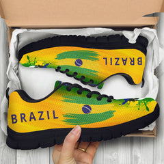 2018 FIFA World Cup Brazil Mens Athletic Sneakers