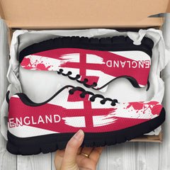 2018 FIFA World Cup England Mens Athletic Sneakers
