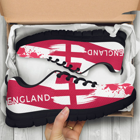 2018 FIFA World Cup England Kids Sneakers - STUDIO 11 COUTURE