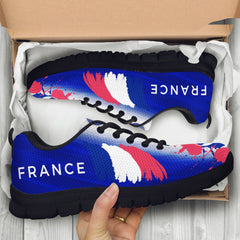 2018 FIFA World Cup France Womens Athletic Sneakers