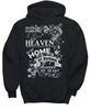 Image of Women and Men Tee Shirt T-Shirt Hoodie Sweatshirt Because Someone I Love is In Heaven There's a Little Bit of Heaven in My Home My Husband