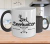 Image of Color Changing Mug Hunting Theme Deer Hunter Since 1956
