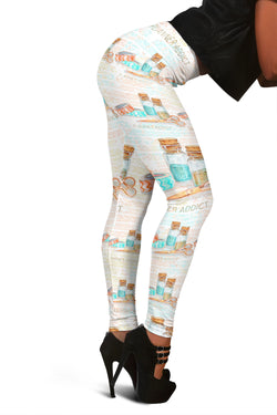 Women Leggings Sexy Printed Fitness Fashion Gym Dance Workout Crafter Fashion Theme Z10