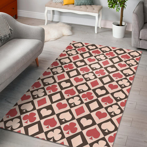 Floor Rug Alice In Wonderland 3-12