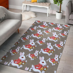 Floor Rug Alice In Wonderland 3-11
