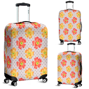 Floral Spring 6 Luggage Cover