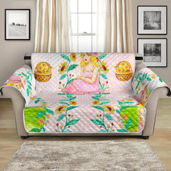54'' Futon Sofa Protector Premium Polyster Fabric Custom Design Wizard Of OZ 11