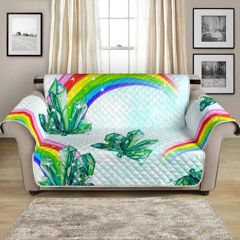 54'' Futon Sofa Protector Premium Polyster Fabric Custom Design Wizard Of OZ 08