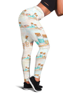Women Leggings Sexy Printed Fitness Fashion Gym Dance Workout Crafter Fashion Theme Z09