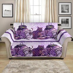 54'' Futon Sofa Protector Premium Polyster Fabric Custom Design Witch 13