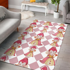 Floor Rug Alice In Wonderland 4-12