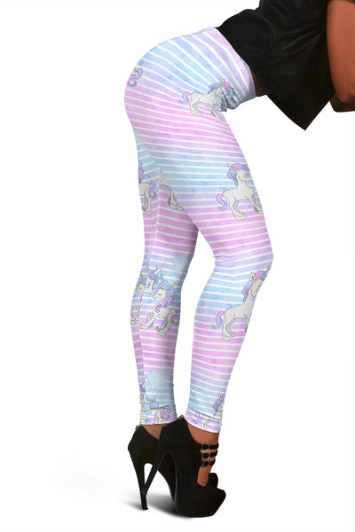 Women Leggings Sexy Printed Fitness Fashion Gym Dance Workout Unicorn Theme M13