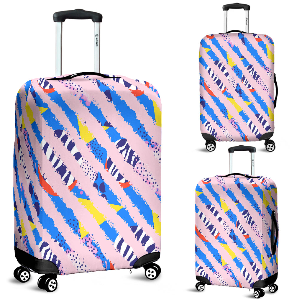 80s Fashion Girl 11 Luggage Cover - STUDIO 11 COUTURE