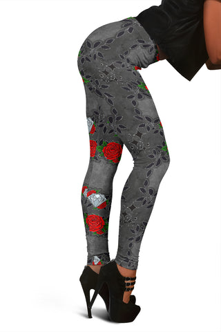 Women Leggings Sexy Printed Fitness Fashion Gym Dance Workout Sugar Skull Theme I15